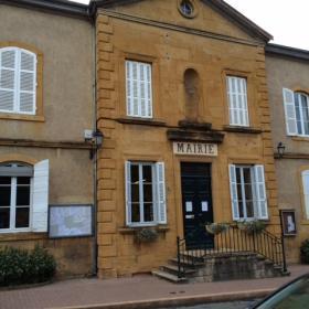 Mairie de Legny