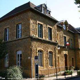 Mairie de Chatillon d'Asergues
