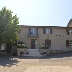 Mairie de Chamelet