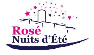 logo Rosé Nuits d'été