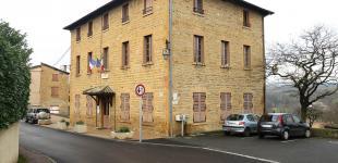 Mairie de Pouilly le Monial