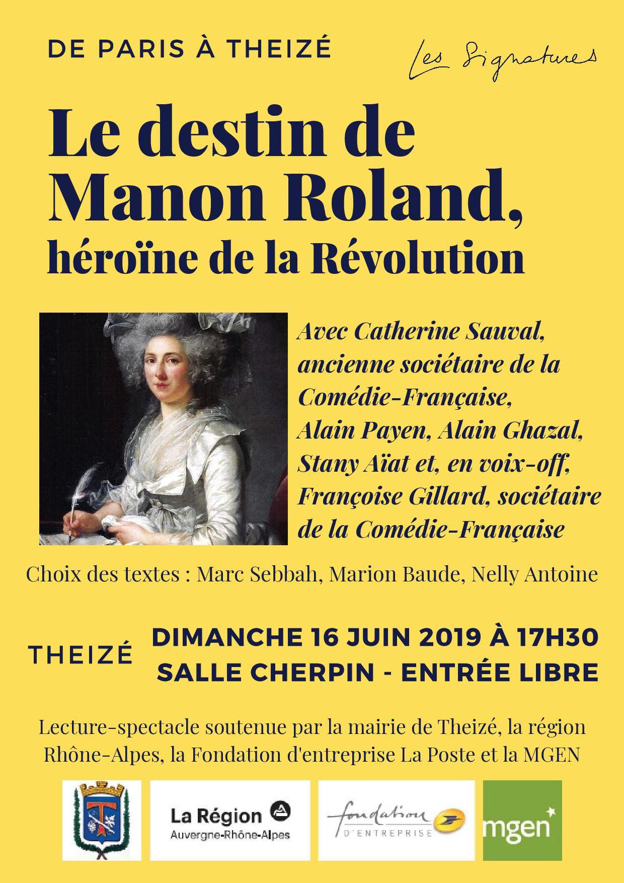 le destin de Manon Roland heroine de la revolution 2