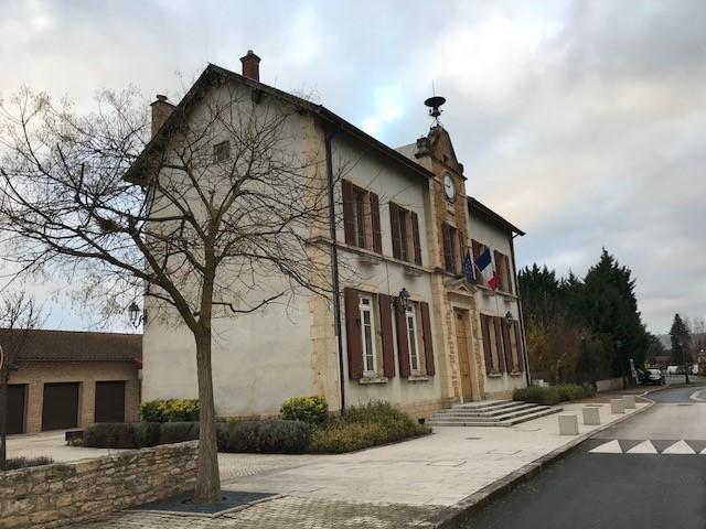 Photo de la Mairie d'Ambérieux