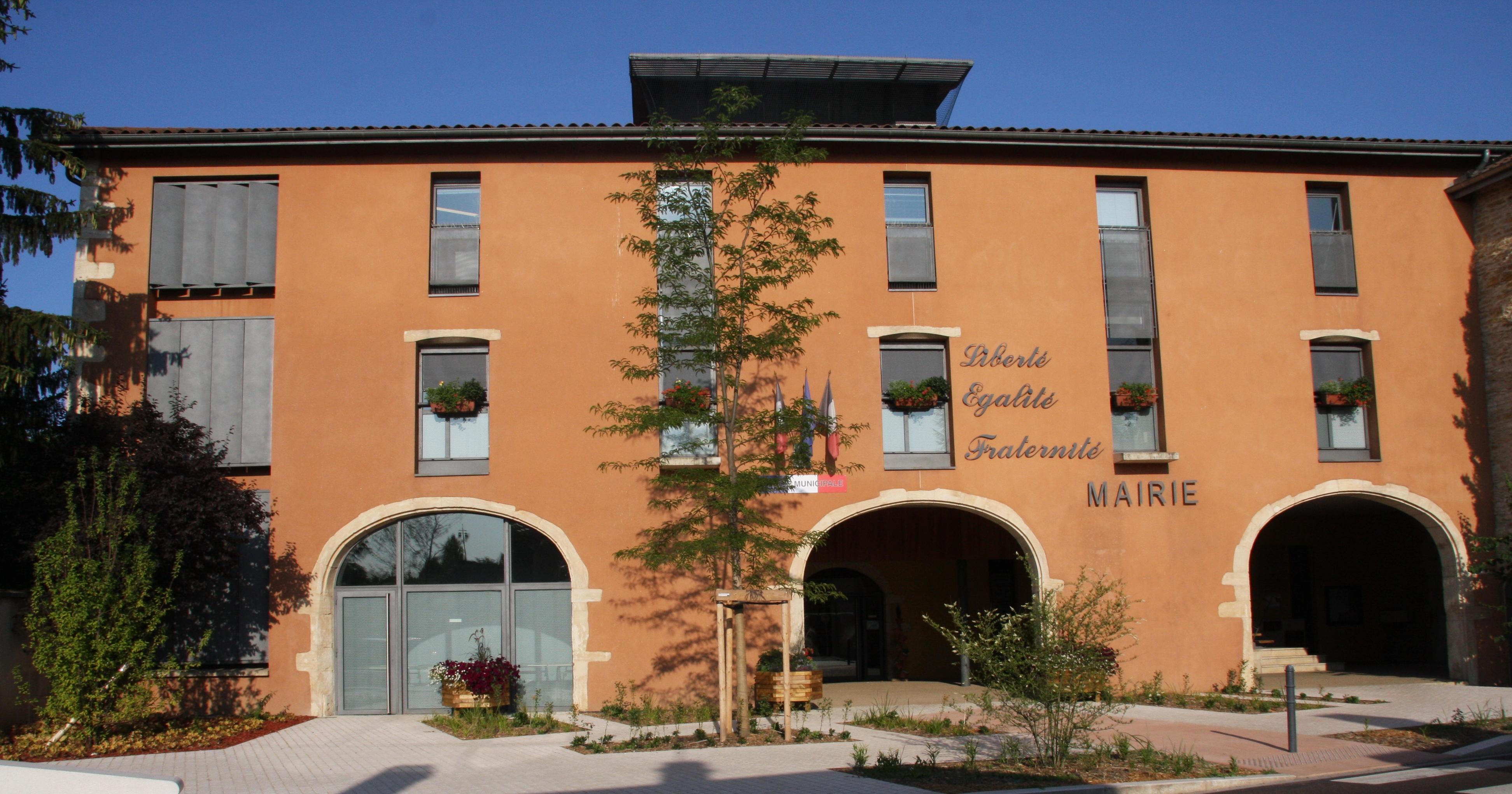 Photo de la Mairie des Chères