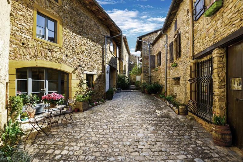 Image village des Pierres Dorées