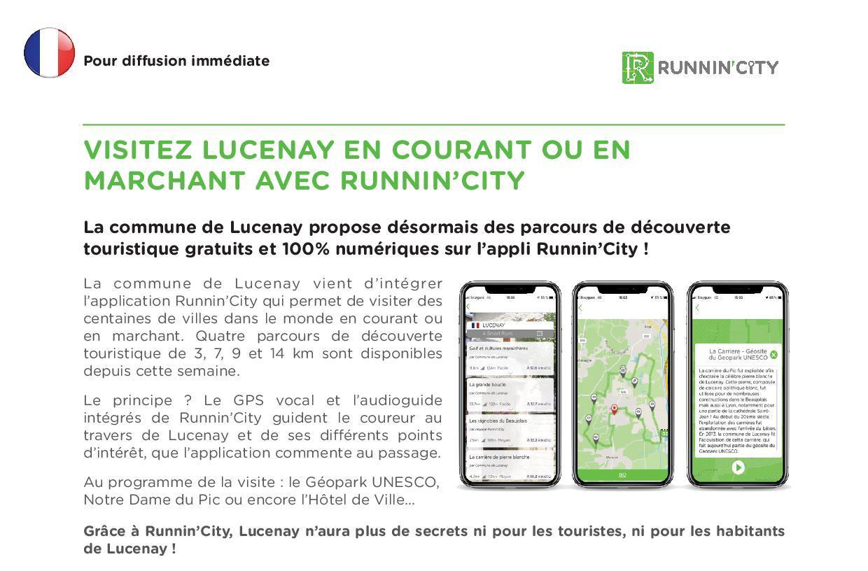 Runnuincity à Lucenay