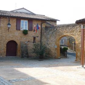 Mairie de Belmont d'Azergues
