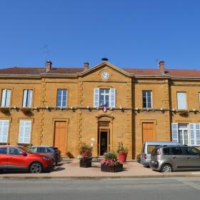 Mairie de Bagnols