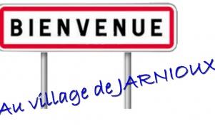 Bienvenue au village de Jarnioux