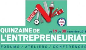 image quinzaine de l'entrepreneuriat