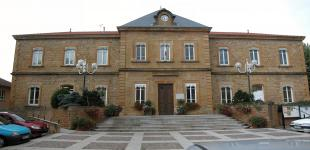 Mairie de Chessy les Mines