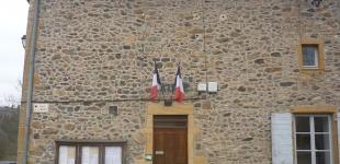 Photo de la façade de ma Mairie du Breuil