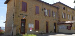 Mairie de Moiré